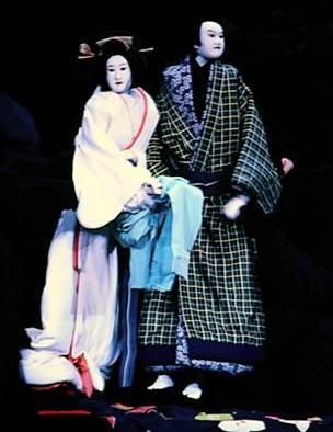 風景と日本人:人形浄瑠璃「曽根...